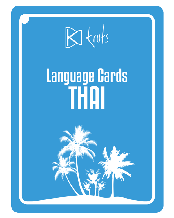 Kruts Language Cards Thai
