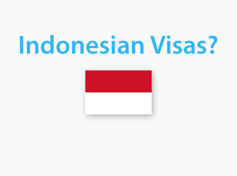 Visas to visit Indonesia