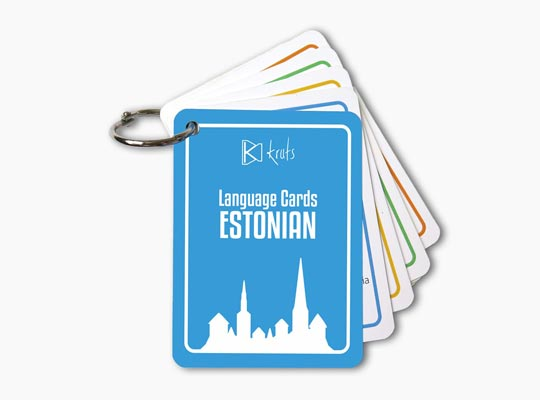 Learn Estonian Words & Phrases