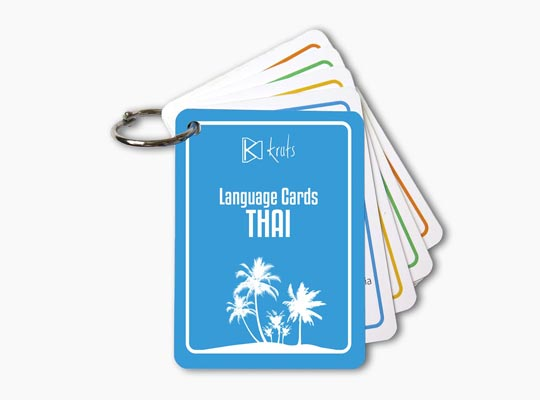 Learn useful Thai phrases and words