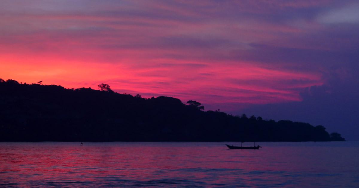 Bali Sunset Jimbaran
