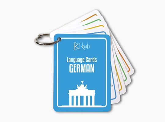 Germany Phrasebook Dictionary