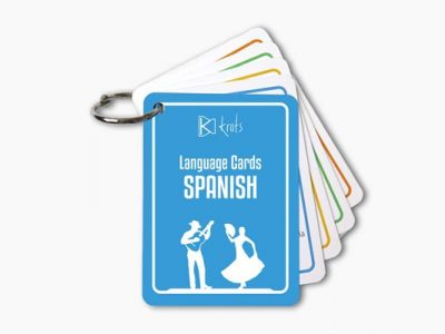 VIDEO: Spanish Language Cards