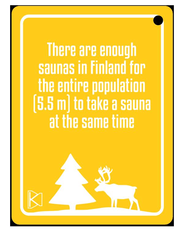 Fun facts about Finnish sauna