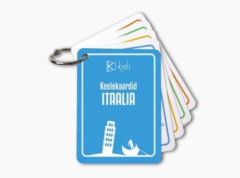 Kruts Keelekaardid - Itaalia
