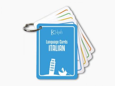 Italian Language Cards