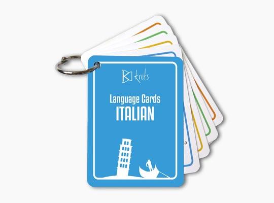 Italian for trip to Italy