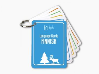 Finnish Language Cards